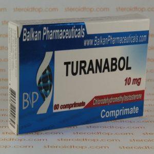 Turinabol eigenschappen, effectiviteit en dosering