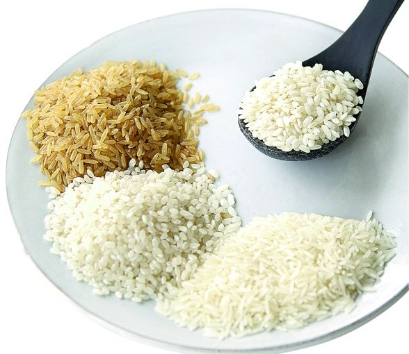 Soorten rijst