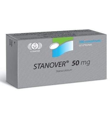 Stanover 50