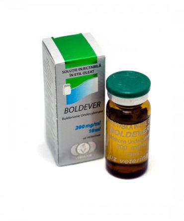 Boldever vial.