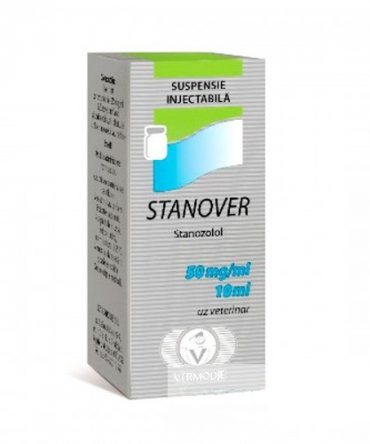 Stanover vial.