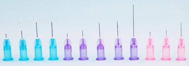 Injectienaalden