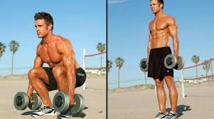 benen trainen thuis mannen