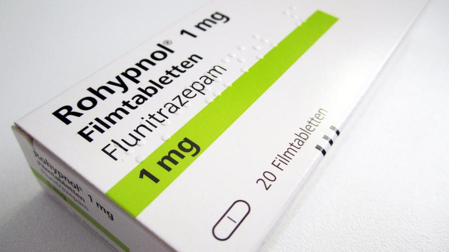 flunitrazepam wordt gebruikt