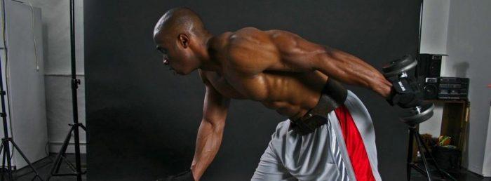 Dumbell Triceps Oefeningen