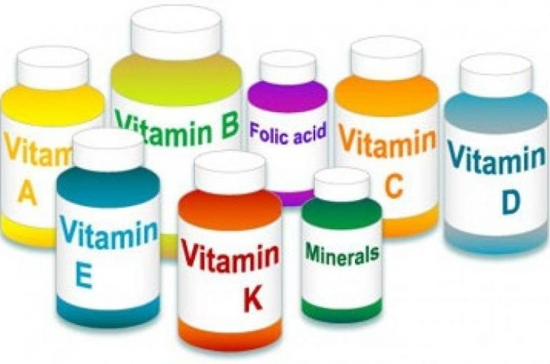 Welke vitaminen zijn nodig om spieren op te bouwen?